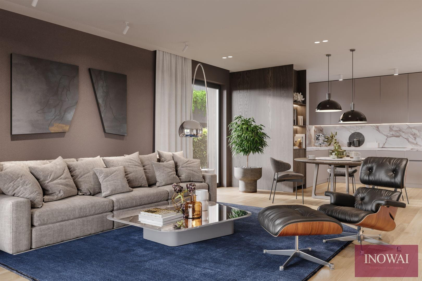 Appartement 3 chambres - projet ROCKWOOD